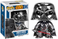 Darth Vader Metallic Chrome Limited Edition Star Wars