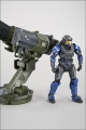 Rocket Launcher with Spartan Halo Reach