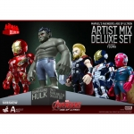 Avengers: Age of Ultron Artist Mix Series 2 deluxe set
