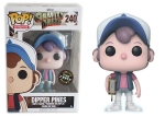 Pop! Animation: Gravity Falls - Dipper Pines Limited Glow Chase Edition