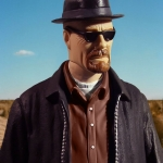 Heisenberg Walter White Breaking Bad 12cali