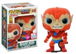 Funko POP! MOTU BEAST MAN FLOCKED