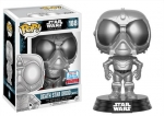 Pop! Star Wars: Rogue One - Death Star Droid (white) NYCC