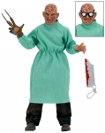 A Nightmare on Elm Street: Surgeon Freddy 8 inch Clothed Figure