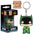 Batman Pocket POP Keychain Brelok Green