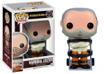 Hannibal Lecter the silence of the lambs POP Movies