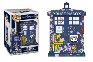 "Pop 6"": Doctor Who - TARDIS (Clara Memorial)"