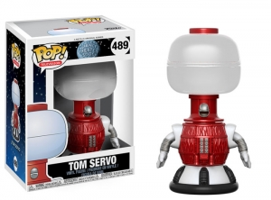 Pop! Television: Mystery Science Theater 3000 - Tom Servo