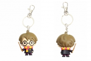 Harry Potter: Harry Potter Rubber Figurative Keychain