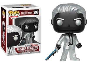 Pop Games: Marvel - Spider-Man Series 1 -  Mister Negative