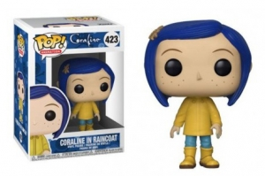 Pop Movies: Coraline - Coraline (in Raincoat)