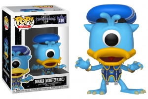 FUNKO POP! KINGDOM HEARTS 3 - DONALD (MONSTER'S INC)