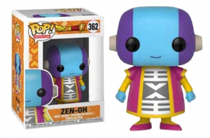 POP! Animation DRAGON BALL SUPER: ZEN-OH exclusive