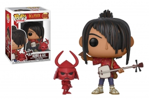 Pop Movies: Kubo and the Two Strings - Kubo (w/Little Hanzo) POP!