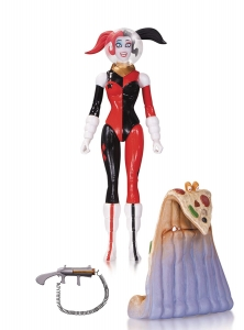 DC DESIGNER SERIES 02 SPACESUIT HARLEY QUINN BY AMANDA CONNER ACTION FIGURE