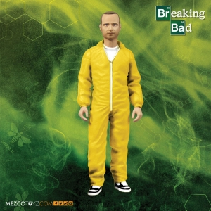 "Jesse Pinkman In Hazmat Suit 6"" Figure"