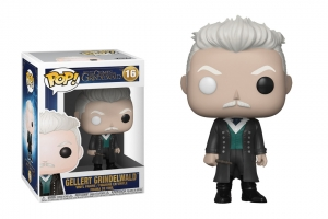 Pop Movies: Fantastic Beasts 2 - Gellert Grindelwald POP! VINYL