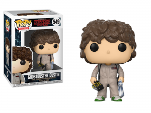 Pop! TV: Stranger Things - Ghostbuster Dustin