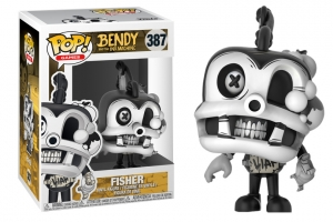 Pop Games: Bendy and the Ink Machine Series 3 - Fisher