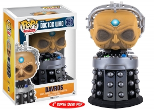 Pop! TV: Doctor Who -  Davros 6""