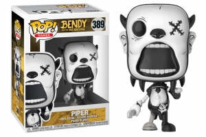 Pop Games: Bendy and the Ink Machine Series 3 - Piper