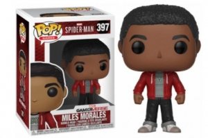 Pop Games: Marvel - Spider-Man Series 1 -  Miles Morales