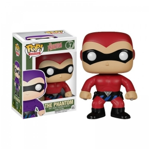 The Phantom-red version POP Funko