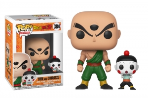Pop! Animation & Buddy: Dragon Ball Z - Chiaotzu and Tien
