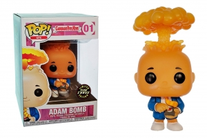 Pop! GPK: Adam Bomb POP! CHASE Glow edition