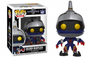 FUNKO POP! KINGDOM HEARTS 3 - SOLDIER HEARTLESS