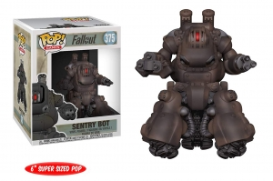 Funko Pop! Games: Fallout - Sentry Bot 6""