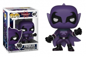 Pop Marvel: Animated Spider-Man - Prowler