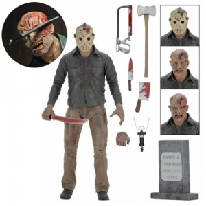 Friday the 13th – 7″ Scale Action Figure – Ultimate Part 4 Jason