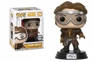 Pop! Star Wars: Solo - Han Solo with goggles exclusive