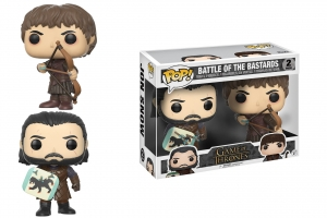 Pop! TV: Game of Thrones - Battle of the Bastards - 2 Pack