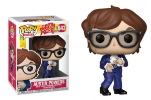 Pop Movies: Austin Powers - Austin Powers