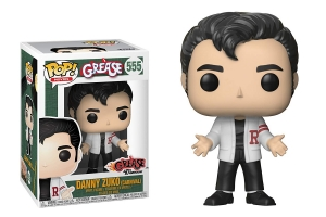Funko POP! Movies: Grease Danny Zuko (carnival)