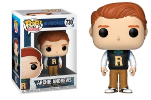 Pop Television: Riverdale - Archie Andrews