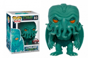 Cthulhu Master of R'Lyeh NEON exclusive