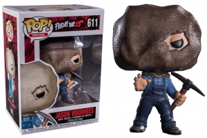Pop! Movies: Friday the 13th - Jason Voorhees with Bag Mask exclusive