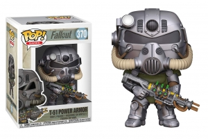Funko Pop! Games: Fallout - T-51 Power Armor