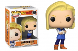 Funko POP! Animaiton: Dragon Ball Z - Android 18