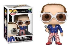 Pop! Rocks: Elton John Red, White & Blue