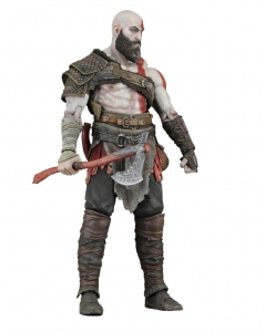 God of War (2018) – 7″ Scale Action Figure – Kratos