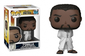 Black Panther: Pop! Vinyl Figure: T'challa In White Robe