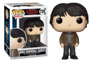 Pop Television: Stranger Things - Mike (Snowball Dance)