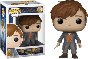 Pop Movies: Fantastic Beasts 2 - Newt Scamander POP! VINYL