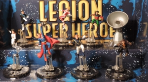 DC HeroClix Legion of Superheroes