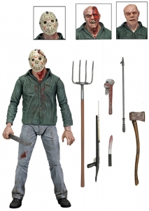 Friday the 13th: Ultimate Part 3 Jason - 7 inch scale AF
