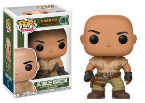 Pop! Movies: Jumanji: Welcome to the Jungle - Dr. Smolder Bravestone